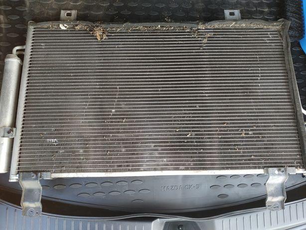 Mazda CX-5 радіатор кондиціонера (оригінал)