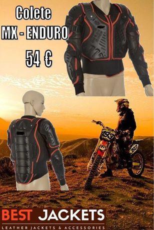 body armour - motocross