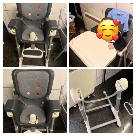 Cadeira refeicao bebe confort e suporte keyo