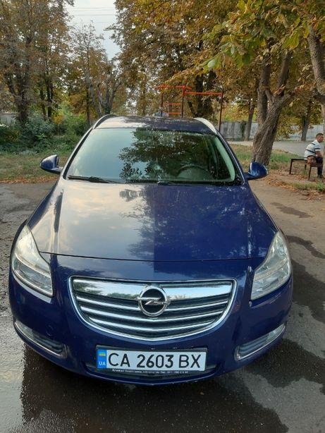 Автомобіль Opel Insignia Опель Інсігнія