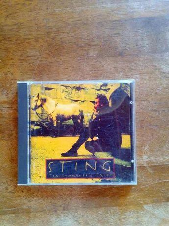 CD Sting Ten Summoner's Tales