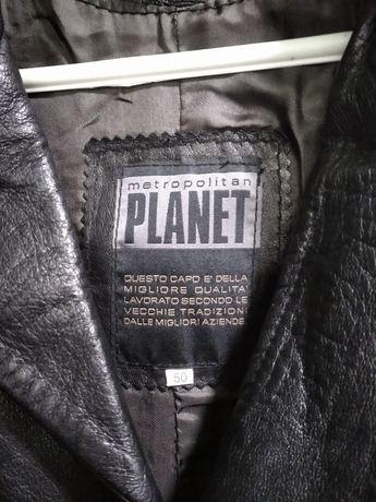 Мужской кожаный пиджак!!!