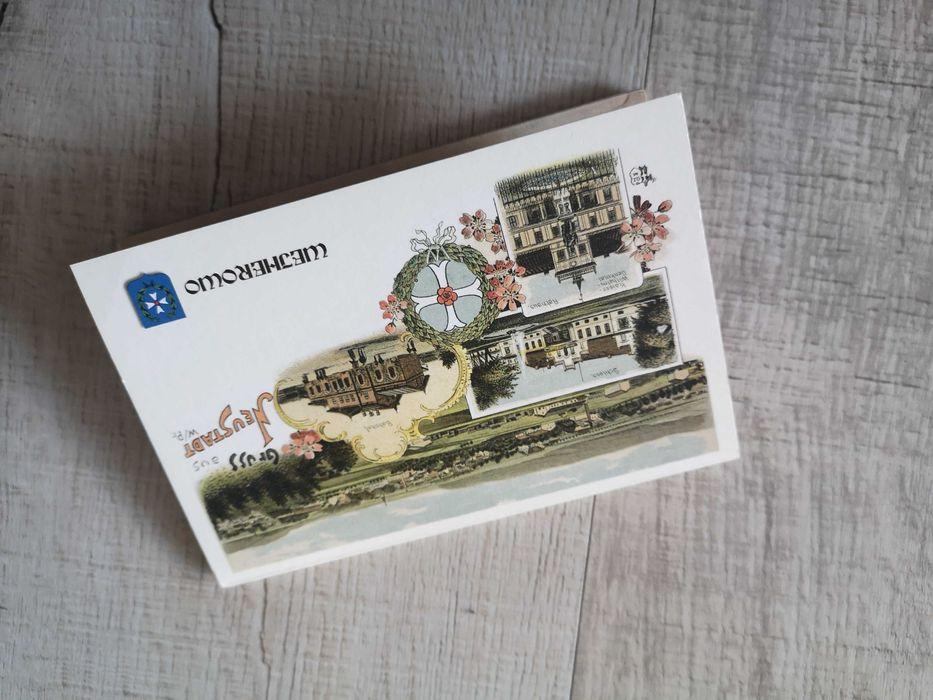 Pocztówki ze starymi zdjęciami Wejherowa Słupsk - image 1
