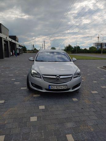 Opel Insignia sport tourer