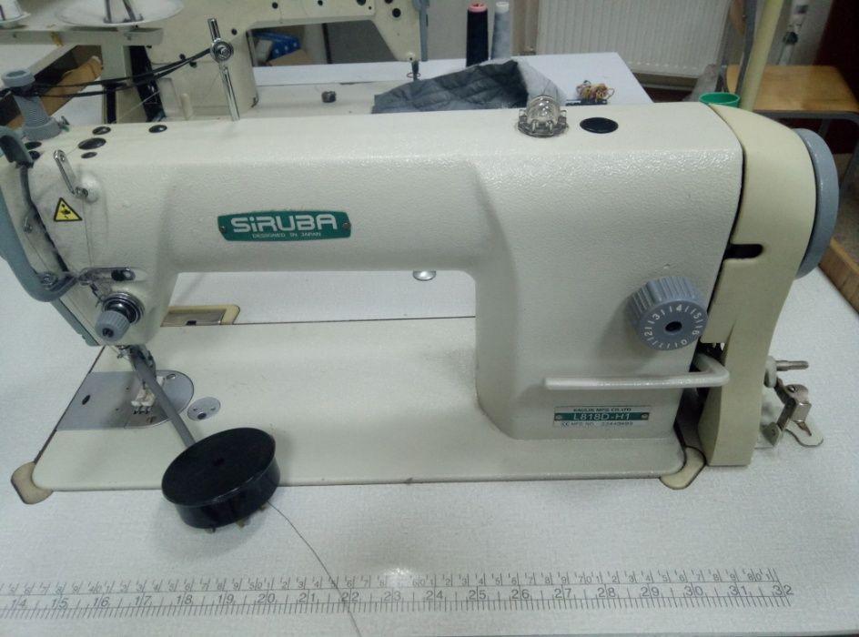 Швейные машинки Siruba L818-RM1 прямострочка Харьков - изображение 1