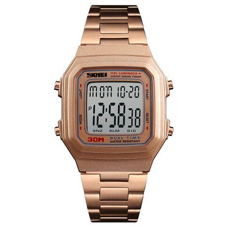 Часы Skmei 1337BOXRG Rose Gold BOX