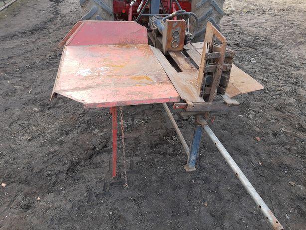 Łuparka do Drewna hydrauliczna do traktora stół