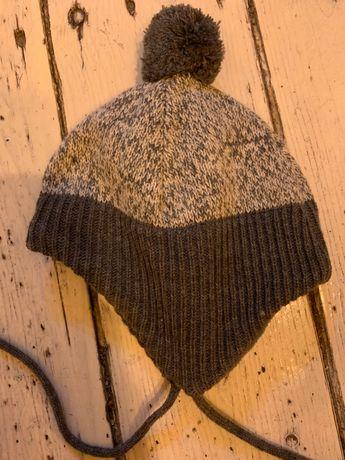 Nowa czapka dziecięca H&M r. 62/68