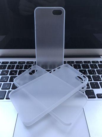 Акция! 4 шт по цене 1! Чехол iPhone 5/5S