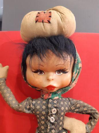 Antiga boneca Portuguesa em pano da Porfirios