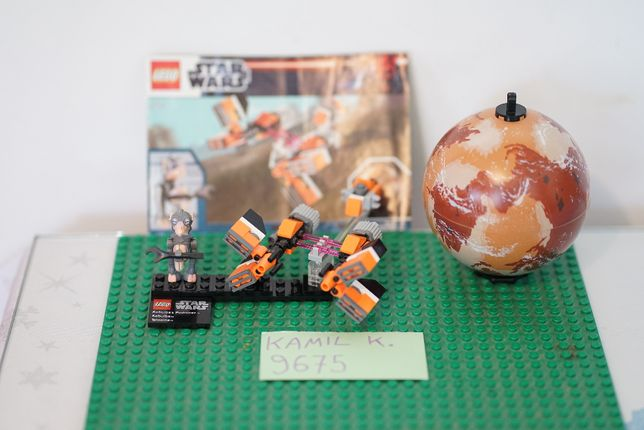 Lego Star Wars 9675 Sebulba's Podracer
