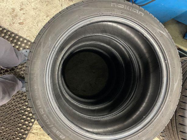 Opony letnie 235/45R18 98W XL Nokian ZLine