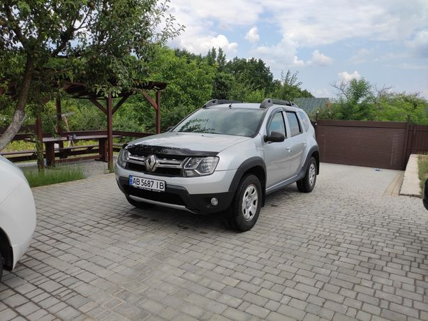 Renault Duster 2015 oficial 4×4