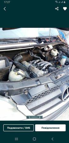 Заміна двигуна  мотора ОМ 651 2.2 Спрінтер 906 на ОМ 602 2.9 тд SWAP