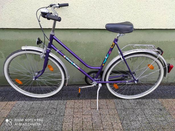 "Rower miejski damski""damka""28cali Cycles King"
