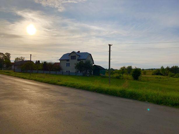 ТЕРМІНОВО! Продається земельна ділянка село УНЯТИЧІ 5км. від Дрогобича