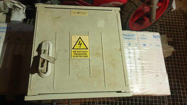 Skrzynka elektryczna obudowa Incobex 420x400x250mm IP44 STN 40x42