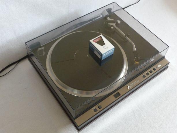 *Mitsubishi DP-EC20*_ Gramofon klasy Hi-End_ 13,5 kg