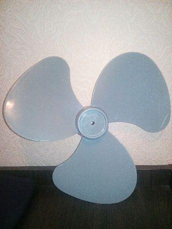 лопасти, пропеллер для напольного вентилятора на 3 лепестка 360 mm.
