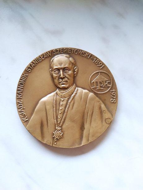 Medal Stanisław Szepietowski