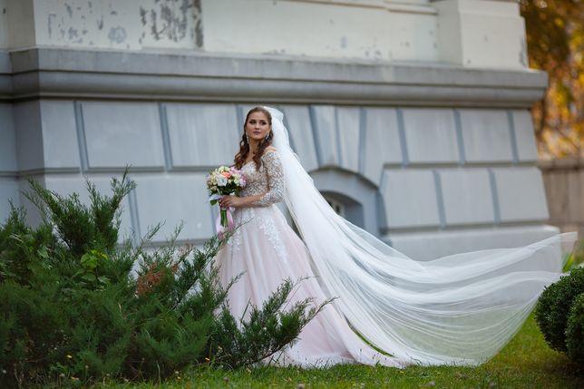 Дизайнерское Свадебное платье от Daria Karlozi
