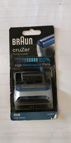Сетка нож насадка бритвы Браун braun 1 seria серия 2 серия seria