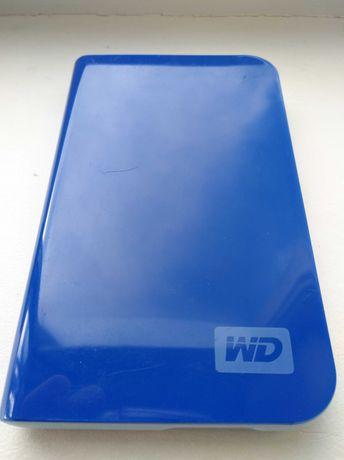 Внешний жесткий диск Western Digital My Passport Essential 250G USB2.0