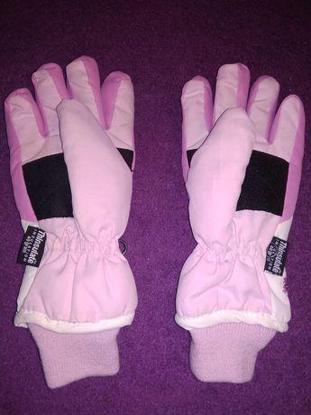 Rękawiczki ocieplane
