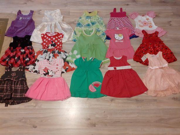 Sukienki, sukieneczki dla dziewczynki 80, 80-86,86-92,86,92,98,104,116