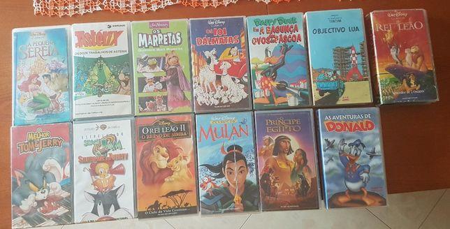 Filmes VHS | Clássicos Infantis
