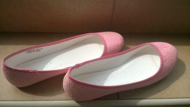 Balerinki buty czółenka polbuty Dorothy Perkins