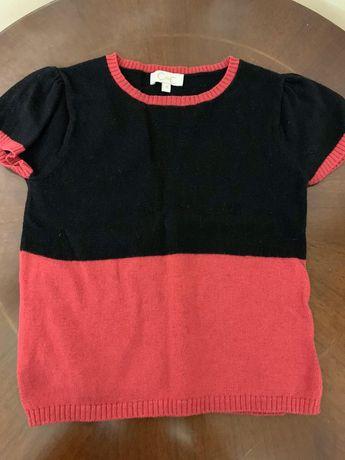 Комплеккт свитер и кофточка 4г в илеале