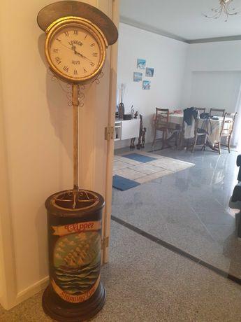 Bengaleiro + Relógio