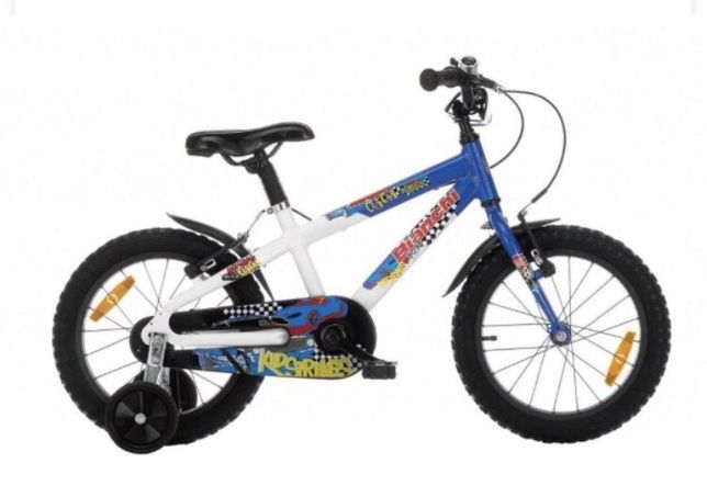 Велосипед Bianchi cia cia 16 boy white/blue