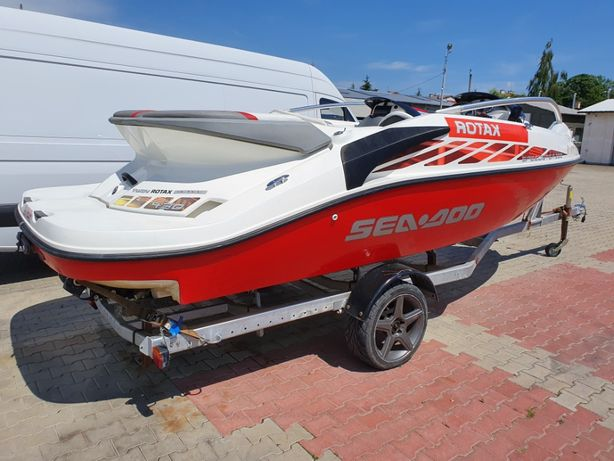 Sea Doo Speedster 200 430 Koni 2007r łódź Motorówka Fv VAT 23% seadoo