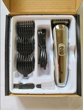 Машинка для стрижки волос триммер аккумулятор бритва волосы Etceo