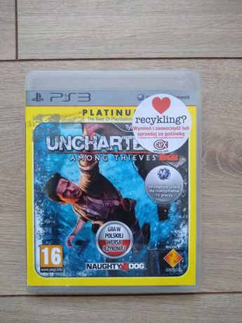 Uncharted 2 PL ps3