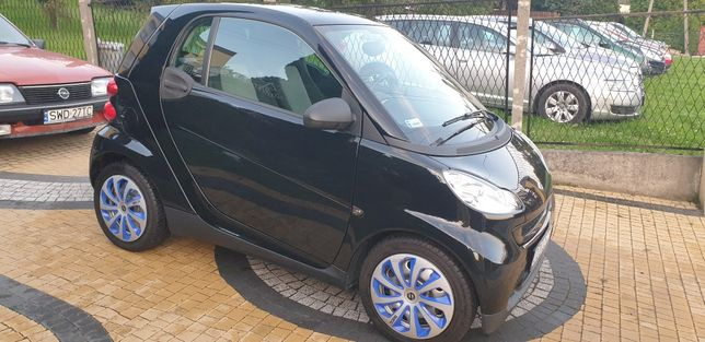 Smart Fortwo MHd,1.0, 71tys.km