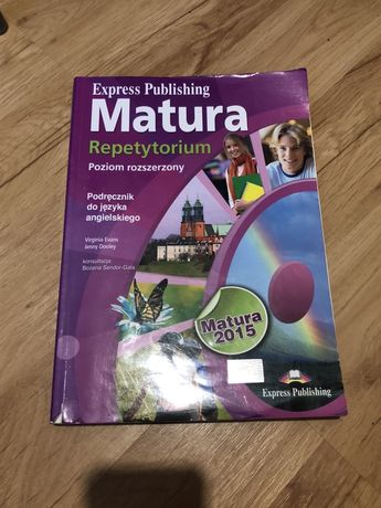 express publishing matura repetytorium poziom rozszerzony 2015