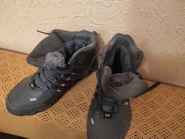 Ботинки 42 р 500грн