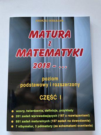 Matura z matematyki Andrzej Kiełbasa poziom podstawowy i rozszerzony