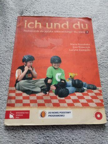 Książka do j. niemieckiego Ich und du