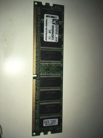 Pamięć Kingston DDR 512Mb/400Mhz CL 2.5 KVR400X64C25/512