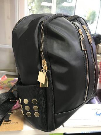 Новый рюкзак ЭКО кожа
