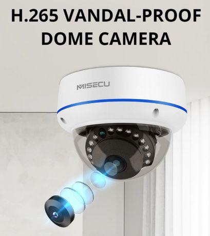 Camera Vigilância Exterior 2MP WIFI 5X ZOOM Visão Noturna 64GB - NOVO
