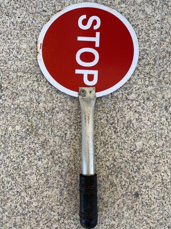 Sinal de Stop/Avançar