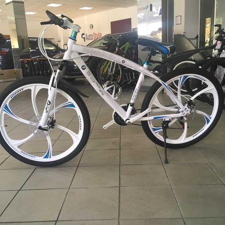 "Cупeр кoмплeкт! Велосипед горный  BMW на литых дискax 26""17 W0060"