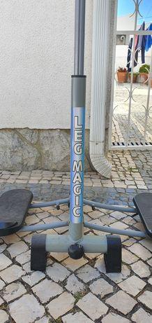 Leg Magic máquina pernas