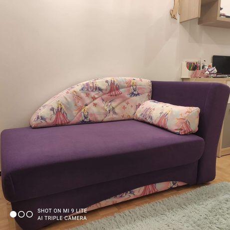 Tapczan, sofa rozkładana dla dzieci