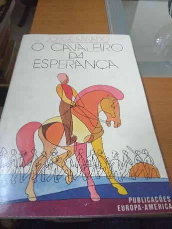 O Cavaleiro da Esparança, Jorge Amado.